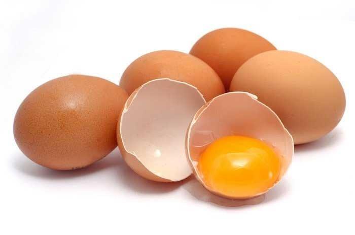 Nâng mũi có ăn trứng gà được không