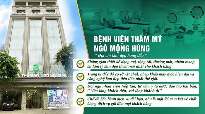 Nâng ngực an toàn ở Hà Nội