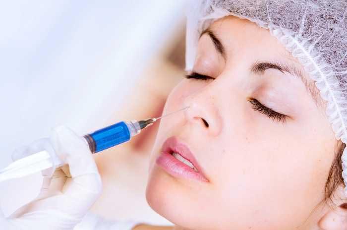 Công nghệ nâng mũi không cần phẫu thuật