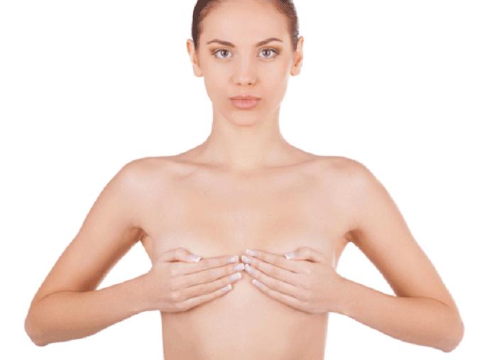 Nâng ngực nội soi qua đường rốn