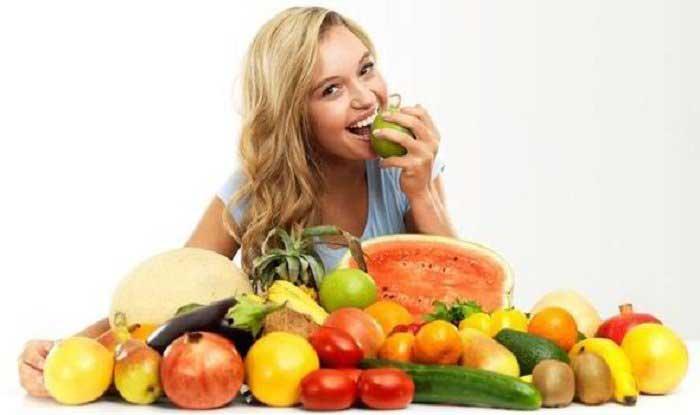 Nâng ngực bằng trái cây tự nhiên