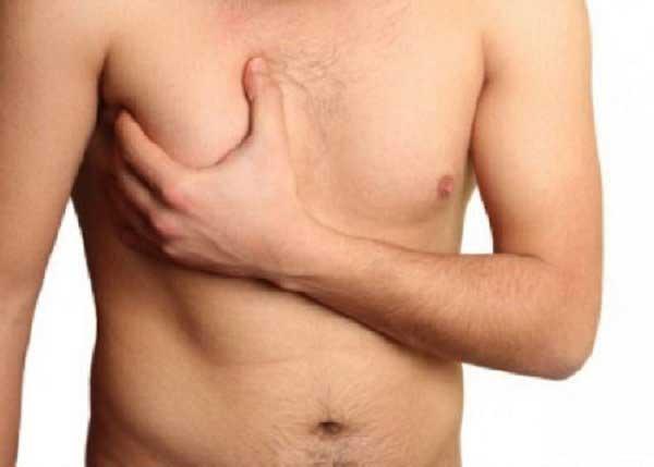 Nguyên nhân khiến cho ngực nam bị xệ