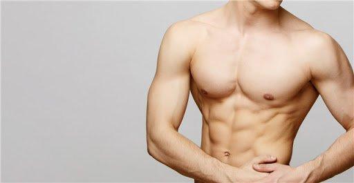 Ngực nam bị xệ