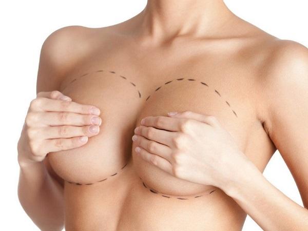 Bí quyết nâng ngực tự nhiên