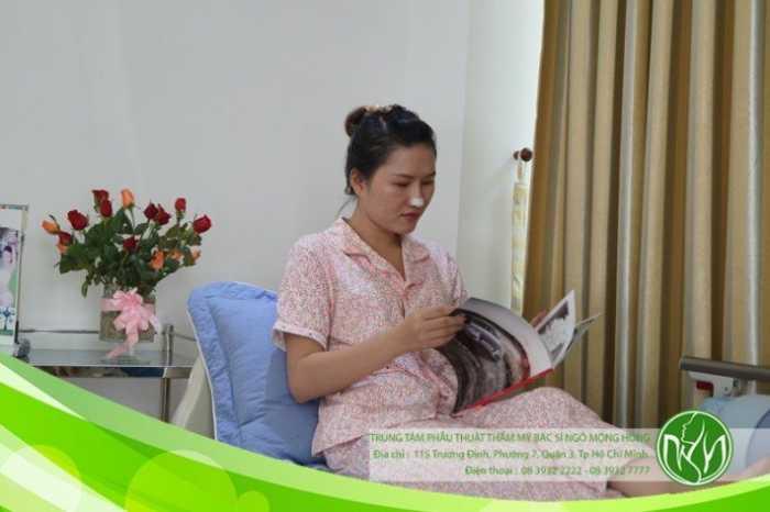 Giá nâng ngực tại Hà Nội