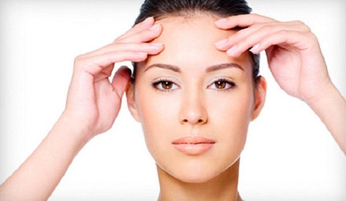 Làm thế nào để xóa nếp nhăn vùng mắt