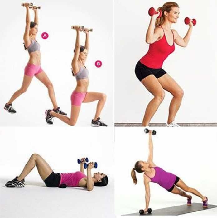 Bài tập nâng cơ mông