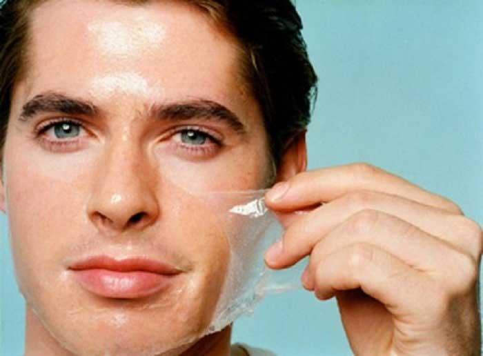 Căng da mặt cho nam giới