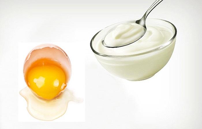 Mặt nạ trứng gà xóa nếp nhăn