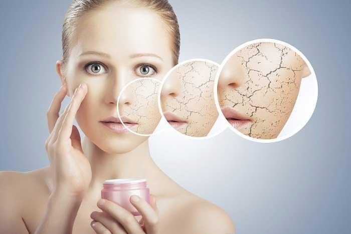 Kem dưỡng căng da mặt