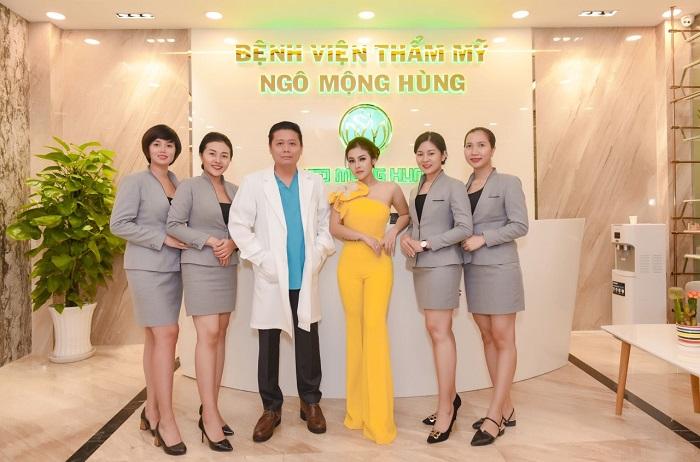 Thẩm mỹ vùng kín ở Hà Nội - Đội ngũ nhân viên chuyên nghiệp
