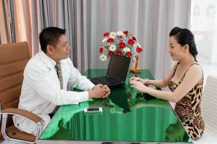 Bác sĩ thẩm mỹ uy tín ở Bà Rịa - Vũng Tàu