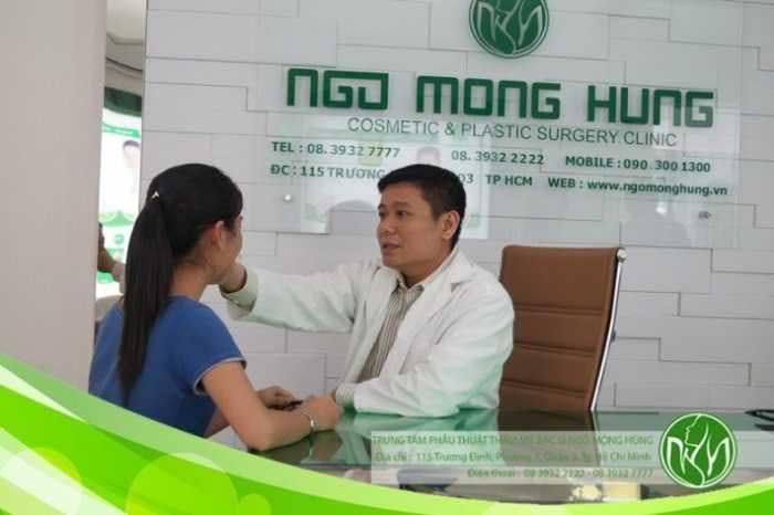 Bác sĩ thẩm mỹ uy tín ở Quảng Trị