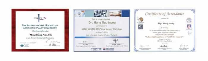 Bác sĩ thẩm mỹ uy tín ở Nam Định