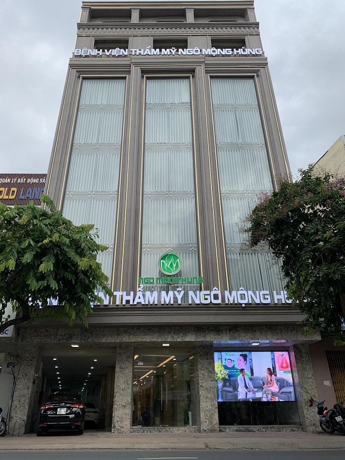 """Bệnh viện thẩm mỹ vùng kín uy tín hàng đầu tại TP HCM được chị em nhiệt tình """"săn đón"""""""
