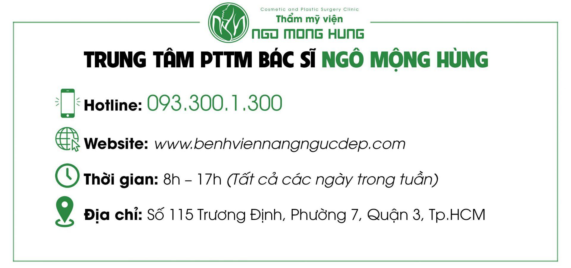 Địa chỉ nâng mũi đẹp ở Hà Nội