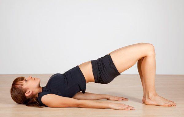 Bài tập yoga se khít vùng kín